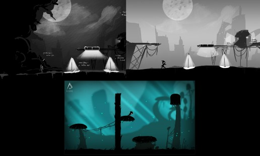 Light Fall concepts back in May 2014.