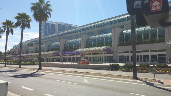The San Diego Convention Center, home of TwitchCon 2016, was at full capacity.