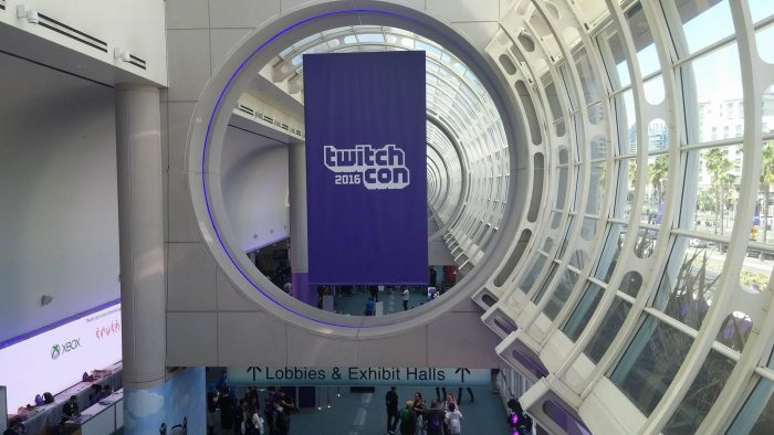 Welcome to TwitchCon, where memes and dreams come to life.