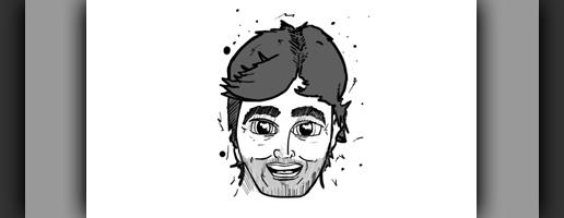 Caricature of Ben