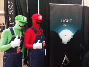 Light Fall is now Mario & Luigi approved. Quite the feat.