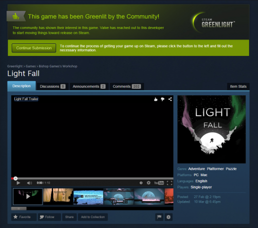 Greenlit in 11 days, as Obama would say ''Not bad''.