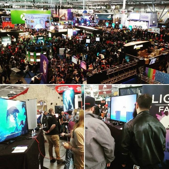 PAX East 2017 was once again a very pleasant experience for us.